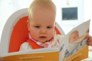 Baby liest Babys Beikost Rezeptbuch